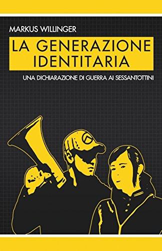 La-Generazione-Identitaria-Italian-Edition-0
