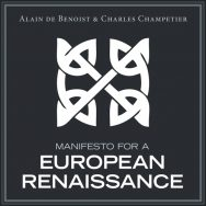 Manifesto For A European Renaissance