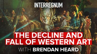 The Decline And Fall Of Western Art With Brendan Heard