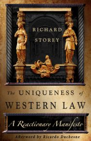 The Uniqueness Of Western Law
