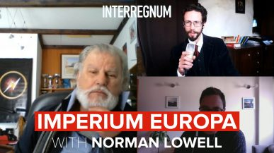 Imperium Europa With Norman Lowell