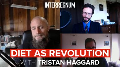 Diet As Revolution With Tristan Haggard