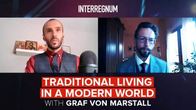 Traditional Living In A Modern World With Graf Von Marstall