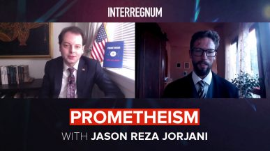 'Prometheism' With Jason Reza Jorjani